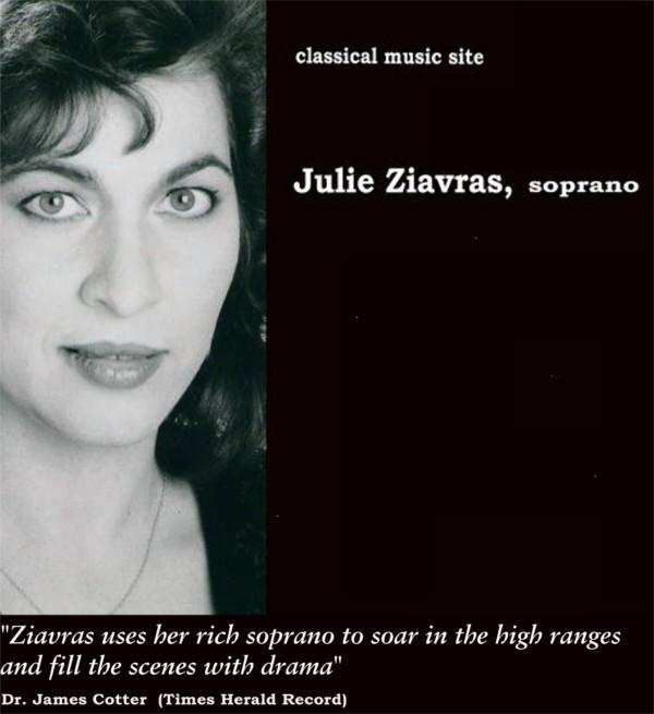 Julie Ziavras